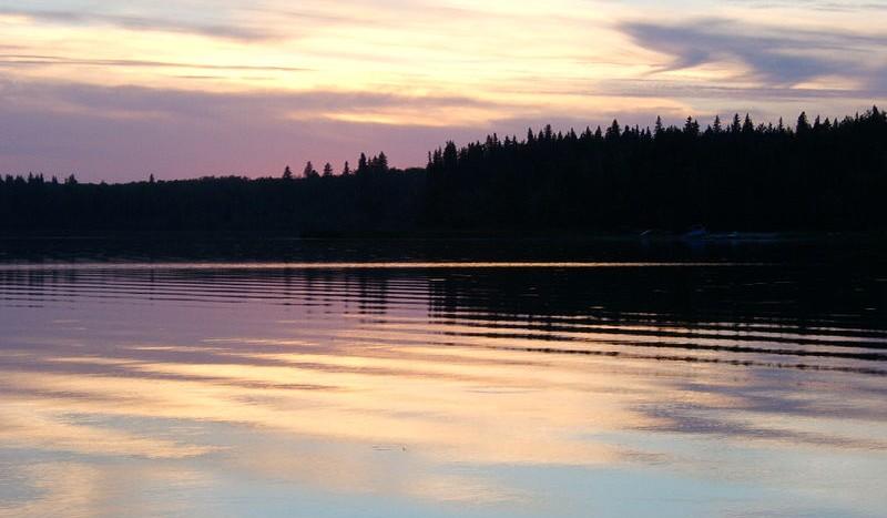 Lago Moose, Canadá - Quoideneuf87 de Wikipedia en inglés | namasteviajes.com