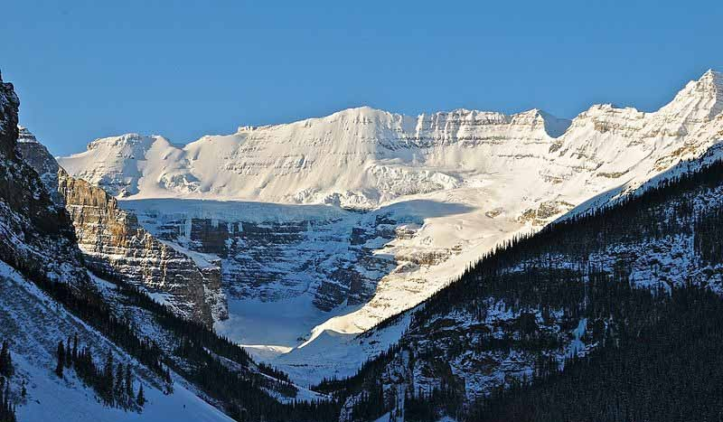 Glaciar Victoria, Alberta (Canadá) - Jack Borno | namasteviajes.com