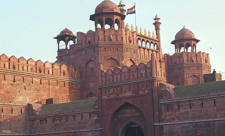 Fuerte Rojo, Delhi (India) - Petersen | namasteviajes.com