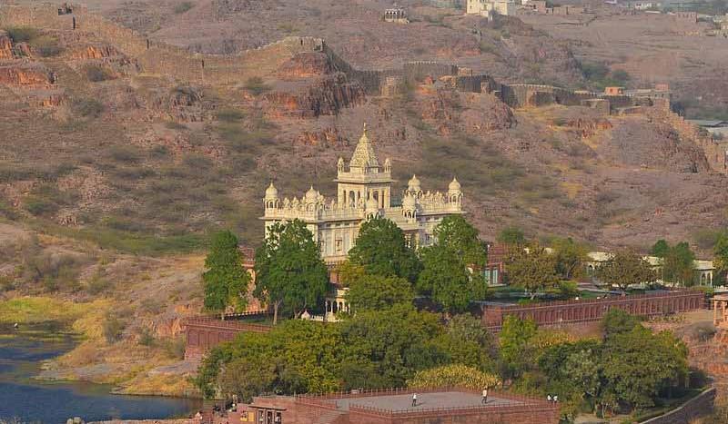 Jaswant Thada, Jodhpur (India) - Clément Bardot | namasteviajes.com
