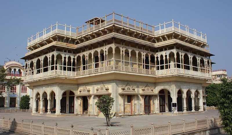 Palacio de la ciudad, Jaipur (India) - Arian Zwegers | namasteviajes.com
