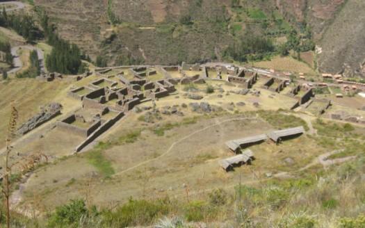 Ruinas del Valle Sagrado, Perú - Luis Padilla