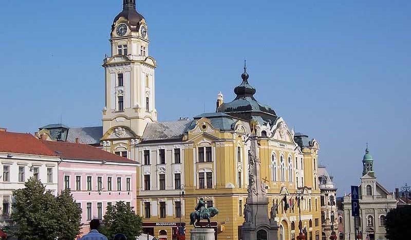 Pécs, Hungría - Csörföly Dániel | namasteviajes.com