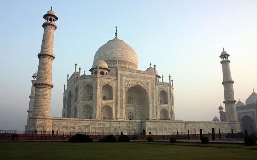 Taj Mahal, Agra (India) - Dimitrij Rodionov | namasteviajes.com