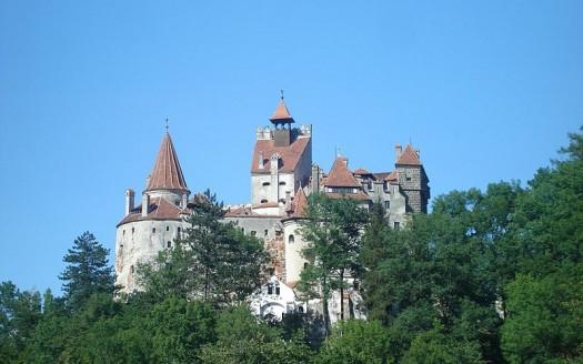 Castillo de Bran/Conde Drácula, Rumanía - Calatorinlume | namasteviajes.com