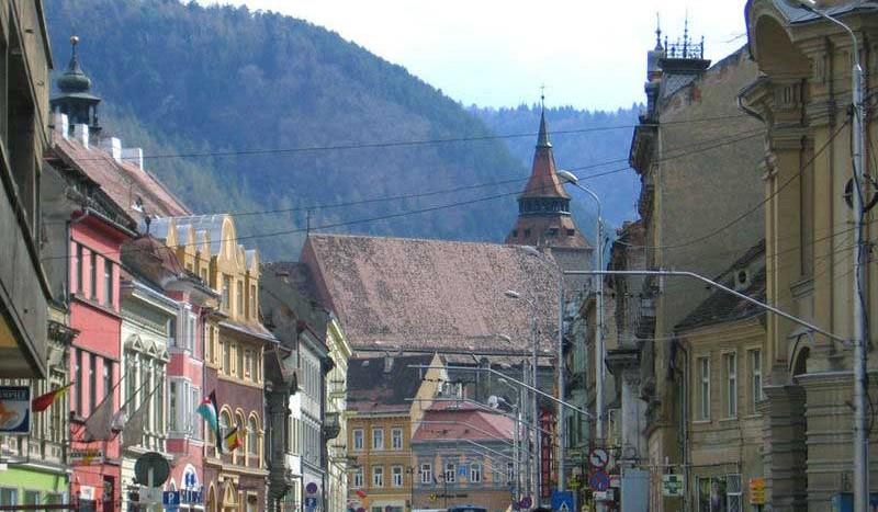Brasov, Rumania -