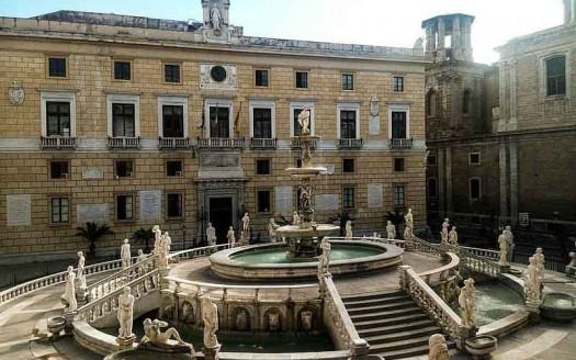 Piazza Pretoria, Palermo (Italia) - Federica Peroverde | namasteviajes.com