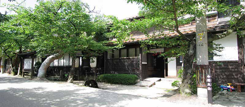 Waki Honjin, Tsumago (Japón) . Aimaimyi   namasteviajes.com