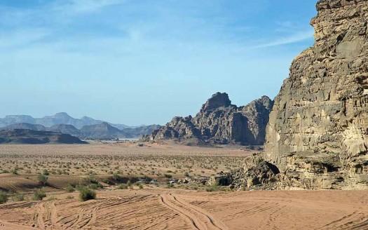 Desierto de Wadi Rum, Jordania - Tilda Källström | namasteviajes.com