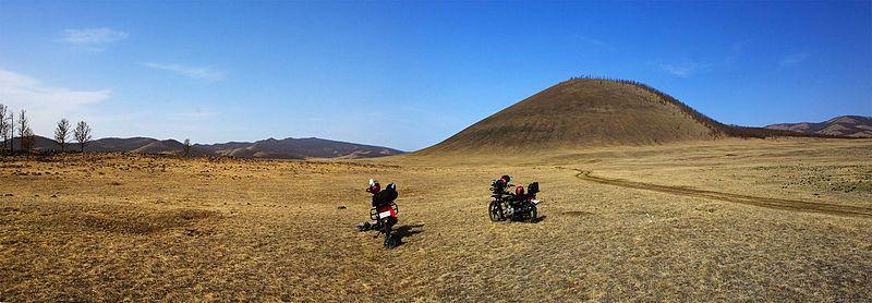 Volcán Uran Togoo, Mongolia - Alex Ang | namasteviajes.com