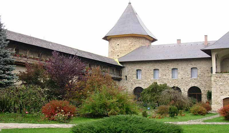 Monasterio Moldovita, Rumanía - Raki_Man | namasteviajes.com