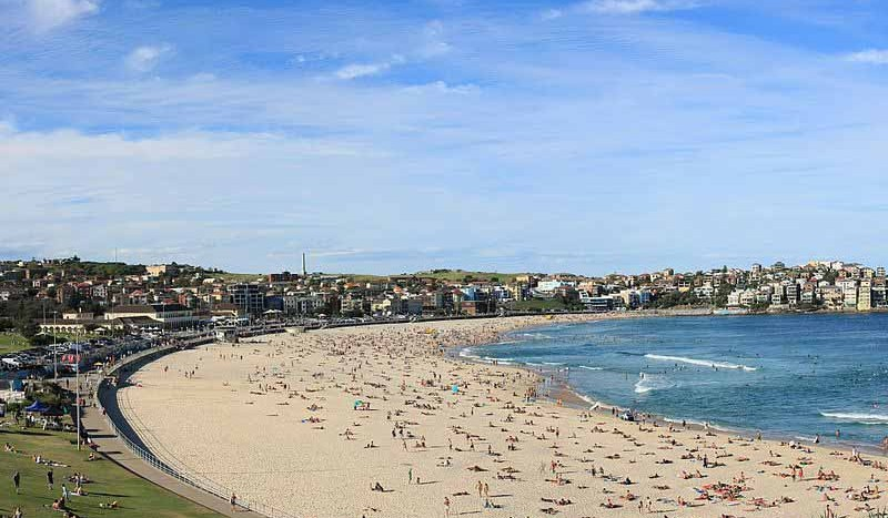 Bondi Beach, Sydney (Australia) - Adam.J.W.C. | namasteviajes.com