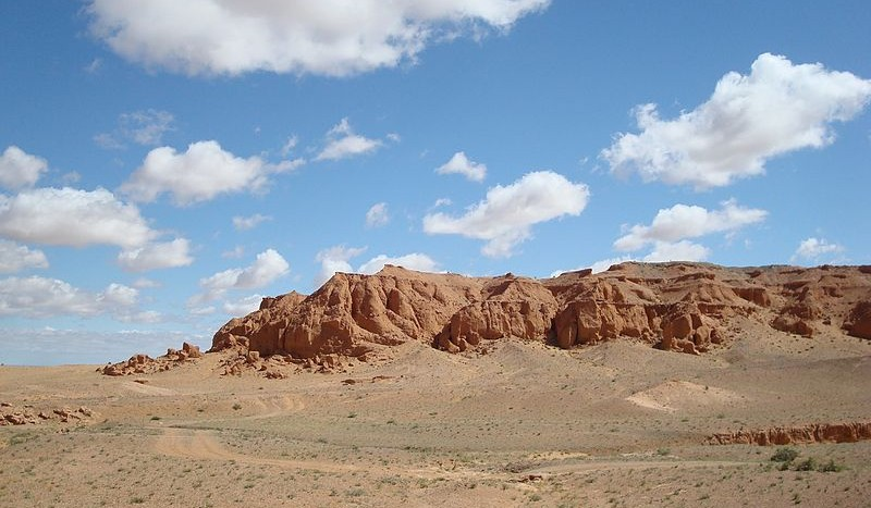 Bayanzag, Mongolia - Arabsalam | namasteviajes.com