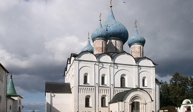 Catedral de la Natividad, Súzdal (Rusia) - Ludvig14 Creative Commons Attribution-Share Alike 3.0 Unported | namasteviajes.com