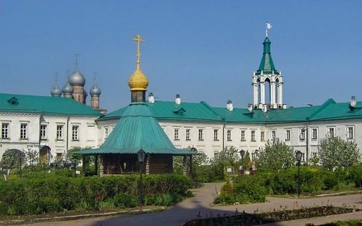 Monasterio de San Jacob y San Dmitry, Rostov (Rusia) - Tanya Dedyukhina | namasteviajes.com