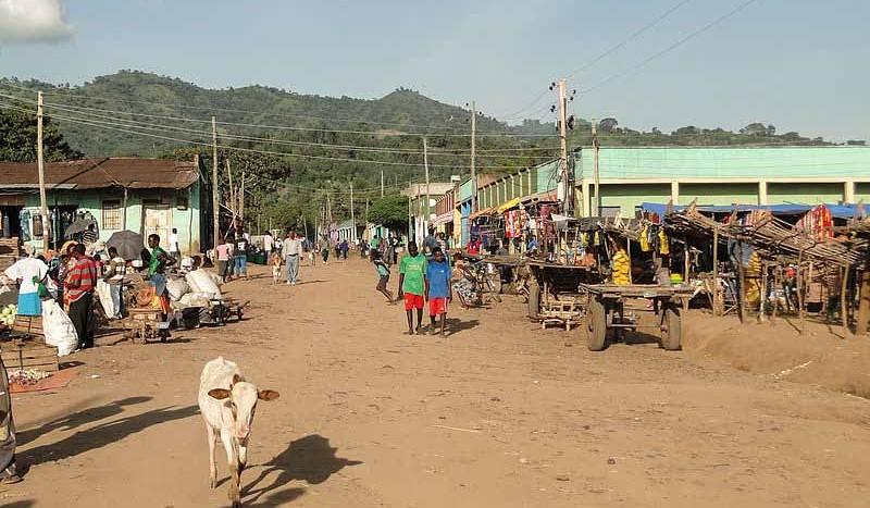 Jinka, Etiopía - Bernard Gagnon | namasteviajes.com