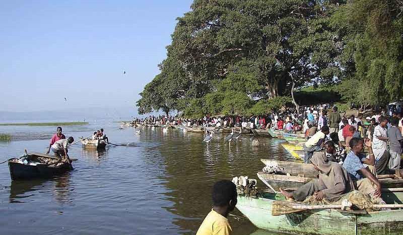 Mercado de pescado, Awasa (Etiopía) - MauritsV | namasteviajes.com