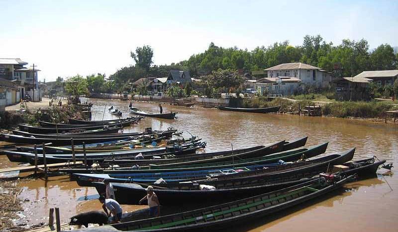 Nyaung Shwe, Myanmar - Go-Myanamar | namasteviajes.com