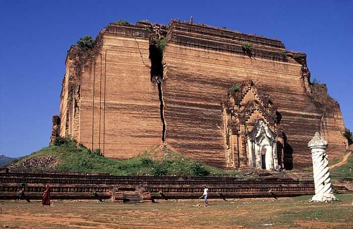 Pagoda de Mingun, Myanmar - Stefan Fussan | namasteviajes.coom
