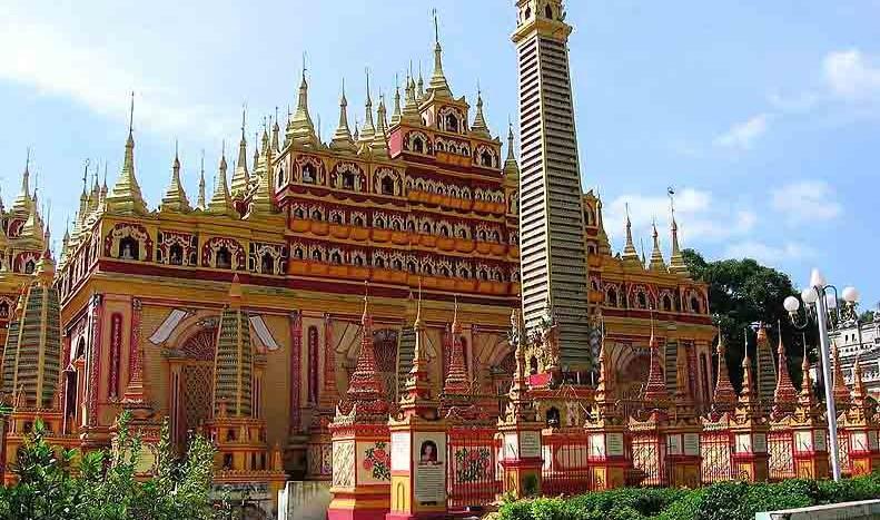 Thanboddhay, Monywa (Myanmar) - Colegota | namasteviajes.com
