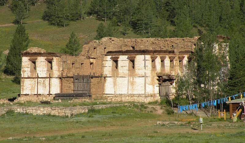 Monasterio Baldan Bereeven, Mongolia - Erdenee, Creative Commons Atribución 3.0 Unported | namasteviajes.com