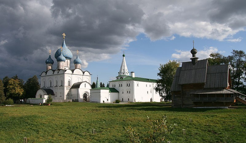 Suzdal, Rusia - Ludvig14, Creative Commons Attribution-Share Alike 3.0 Unported | namasteviajes.com