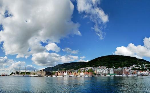 Bergen, Noruega - Pssmidi Pal S. Schaatun, Creative Commons Attribution-Share Alike 3.0 Unported, 2.5 Generic, 2.0 Generic, 1.0 Generic license | namasteviajes.com