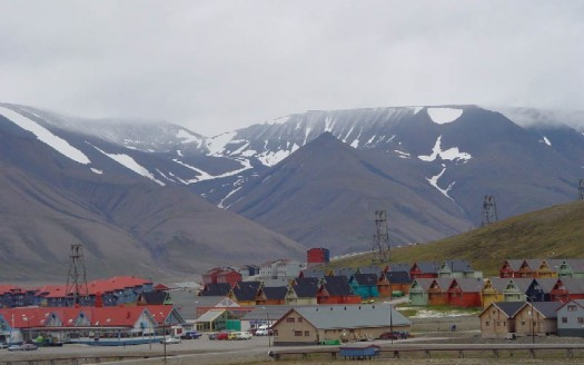 Longyearbyen, Svalbard (Noruega) - Wofratz at the German Wikipedia project | namasteviajes.com