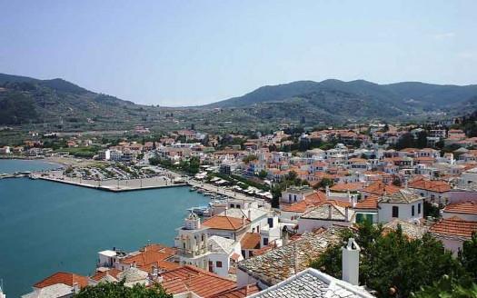 Skopelos, Grecia - Ant83 | namasteviajes.com