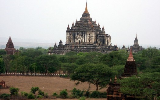 Bagan, Myanmar - DARIO SEVERI, Creative Commons Attribution-Share Alike 3.0 Unported | namasteviajes.com