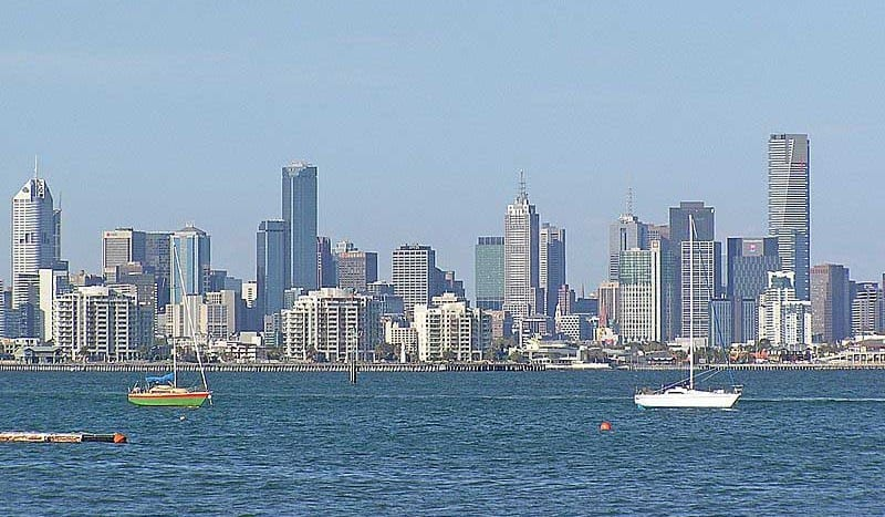 Melbourne, Australia - Donaldytong, Creative Commons Attribution-Share Alike 3.0 Unported | namasteviajes.com