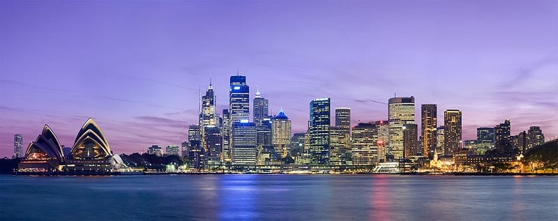 Sydney, Australia - Photo by DAVID ILIFF. License: CC-BY-SA 3.0 | namasteviajes.com
