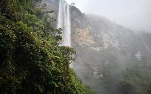 Catarata Gocta, Chachapoyas (Perú) - Pitxiquin, Creative Commons Attribution-Share Alike 4.0 International | namasteviajes.com
