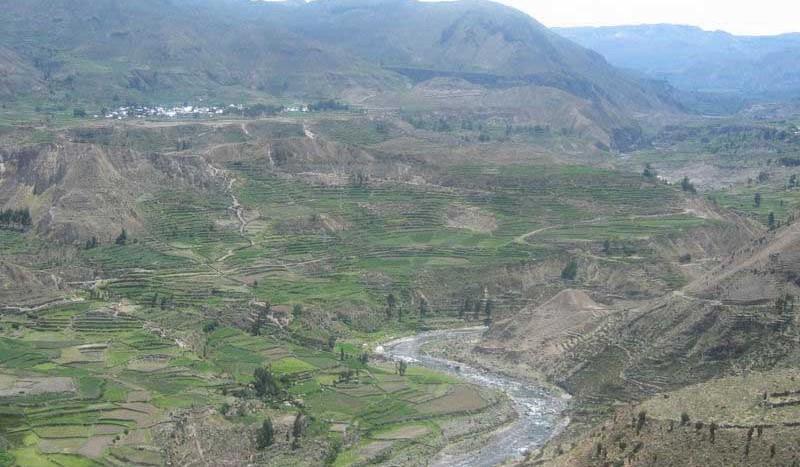 Valle del Colca, Perú - Antonio Velasco, Creative Commons Genérica de Atribución/Compartir Igual 3.0 | namasteviajes.com