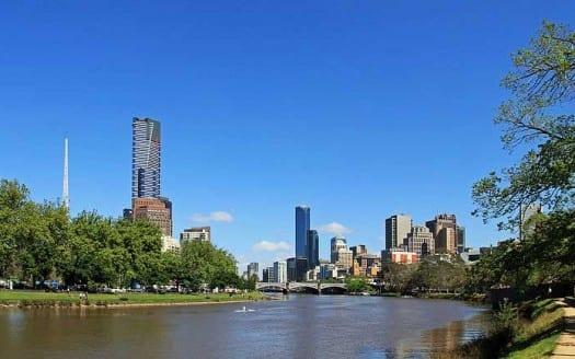 Río Yarra a su paso por Melbourne, Australia - Donaldyting. Creative Commons Attribution-Share Alike 3.0 Unported | namasteviajes.com