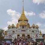 Wat Trimitr, Bangkok (Tailandia) - Ddalbiez, Creative Commons Atribución 3.0 Unported   namasteviajes.com