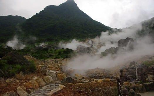 Valle de Owakudani, Japón - User: Bgabel at wikivoyage shared | namasteviajes.com