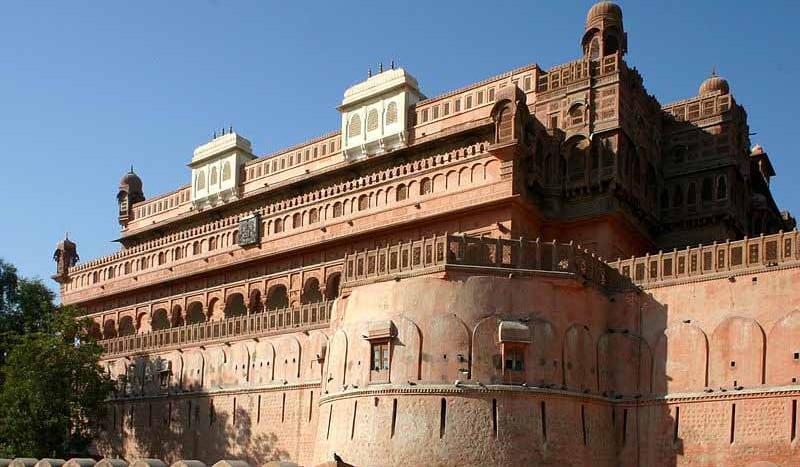 Fuerte Junagarh, Bikaner (India) - user:Flicka Creative Commons Attribution-Share Alike 3.0 Unorted, 2.5 Generic, 2.0 Generic and 1.0 Generic | namasteviajes.com
