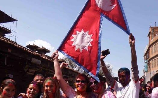 Holi Nepal 2017 | namasteviajes.com