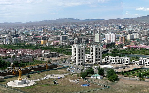 Ulan Bator, Mongolia - Brücke Osteuropa | namasteviajes.com
