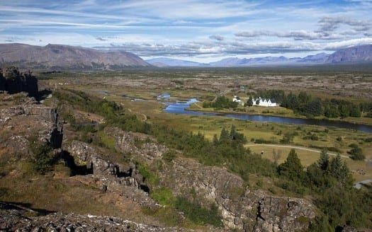 Parque Nacional Thingvellir, Islandia - Christopher Michel, Creative Commons Attribution 2.0 Generic | namasteviajes.com