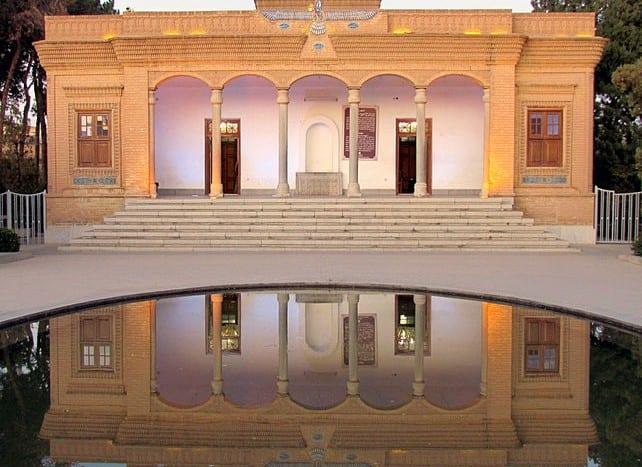 Templo de fuego Zoroastro, Yazd (Irán) - Alireza Javaheri, Creative Commons Attribution 3.0 Unported | namasteviajes.com