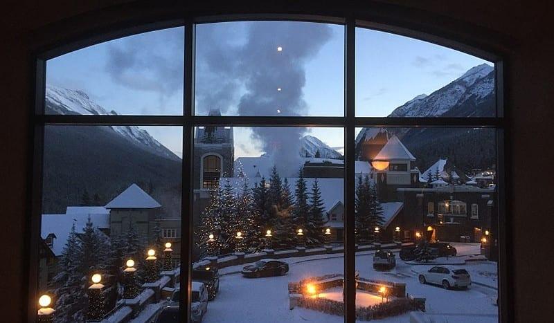 Banff, Canadá - Mrspix, Creative Commons Attribution-Share Alike 4.0 International | namasteviajes.com