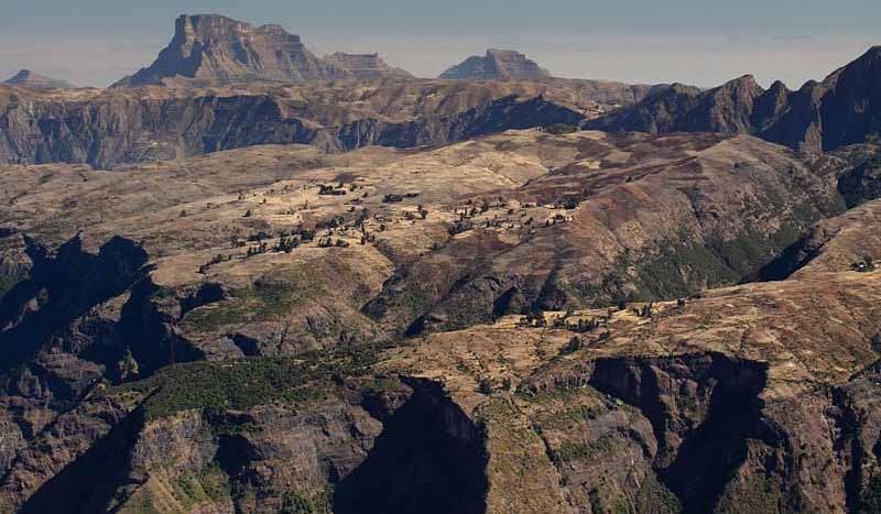 Parque Nacional Simien, Etiopía - Julien Demade / Indrik myneur, Creative Commons Attribution 2.0 Generic | namasteviajes.com