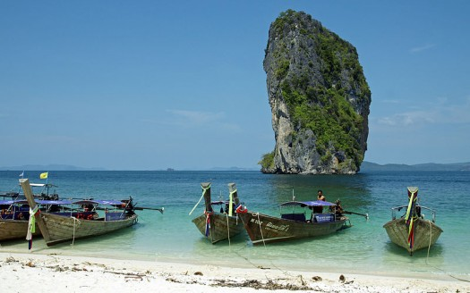 Krabi, Tailandia - kallerna, Creative Commons Attribution-Share Alike 3.0 Unported | namasteviajes.com