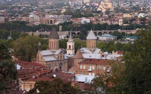 Tiflis, Georgia - Dmitry Gerasimov | namasteviajes.com