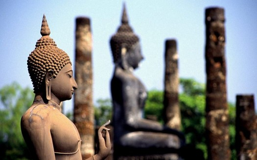 Sukhothai, Tailandia - Oliver Spalt, Creative Commons Attribution-Share Alike 3.0 Unported | namasteviajes.com