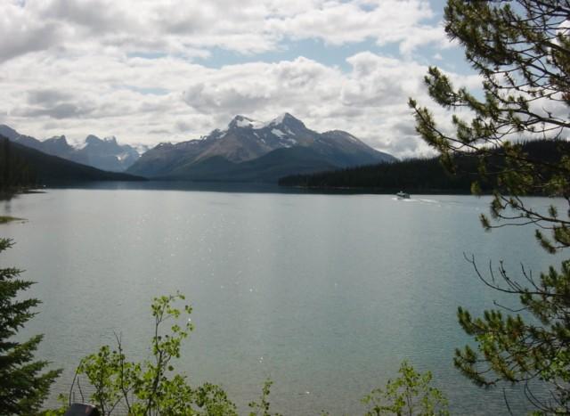 Maligne Lake, Canadá - Jamieli-commonswiki | namasteviajes.com