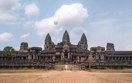 Angkor Wat, Siem Reap (Camboya) - Tuderna | namasteviajes.com