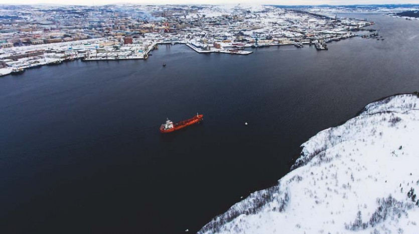 Murmansk, Rusia - Eurasia Trains & Travels | namasteviajes.com